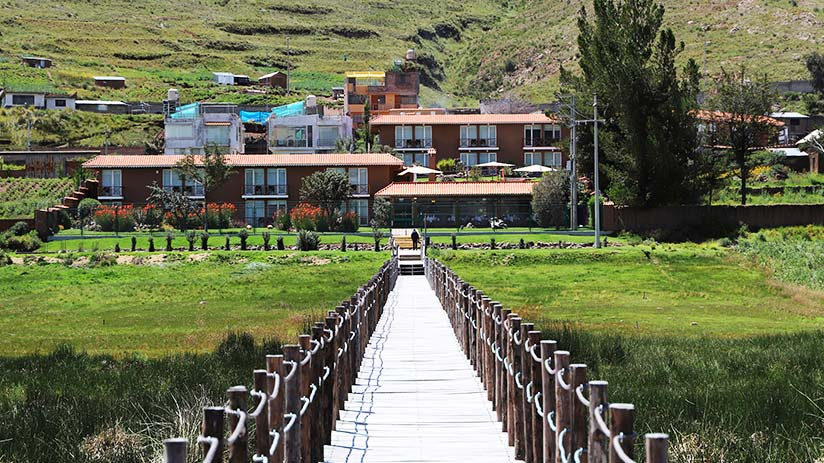 casa andina private collection within hotels in Lake Titicaca