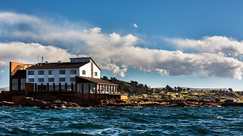 hotels in lake titicaca