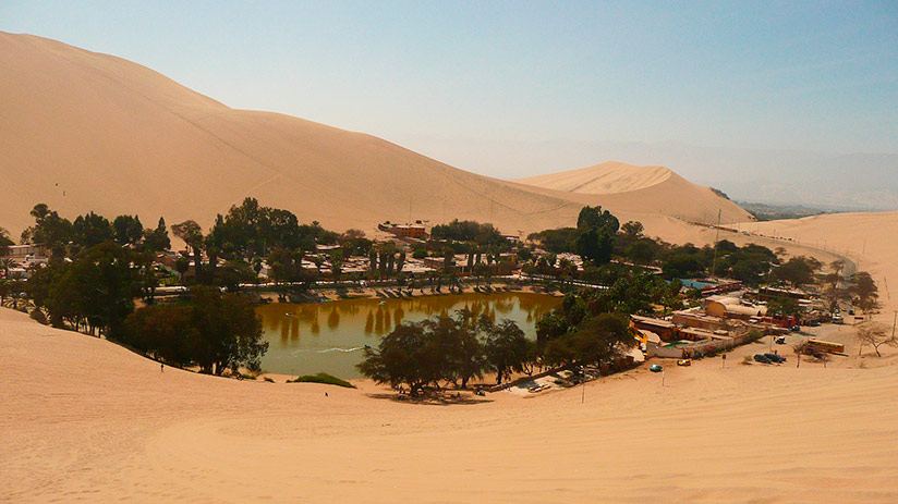best things to do in peru huacachina oasis