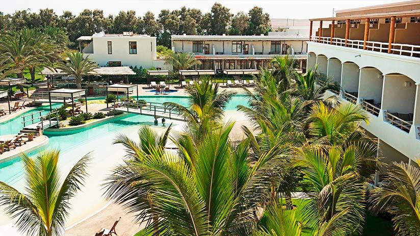 la hacienda bahia paracas hotel