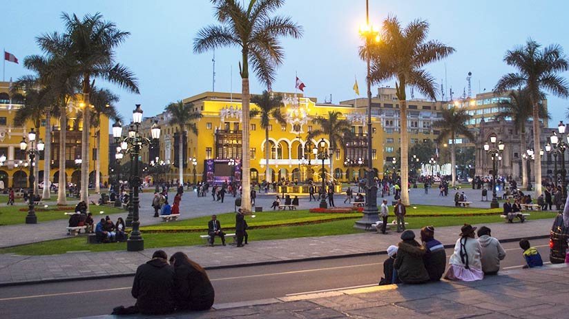 lima vacations couples