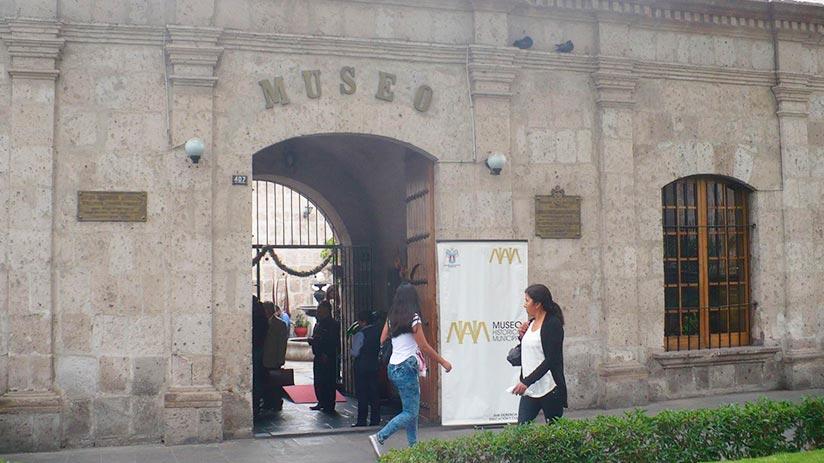 museo historico municipal de arequipa