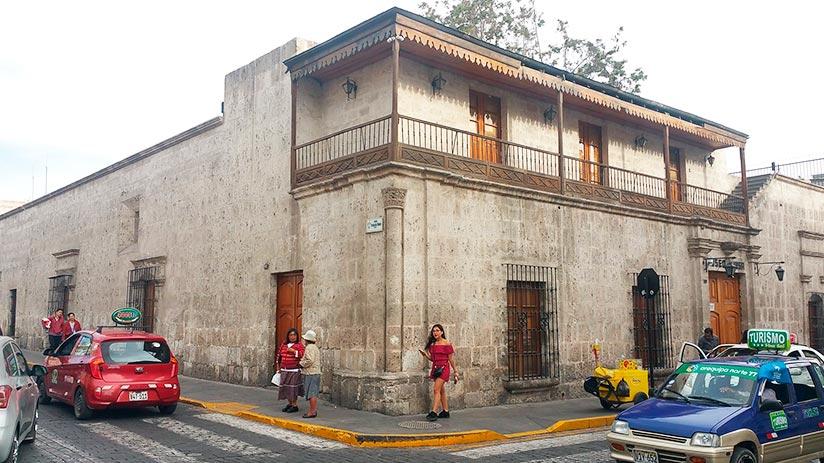 museo de la universidad nacional de san agustin