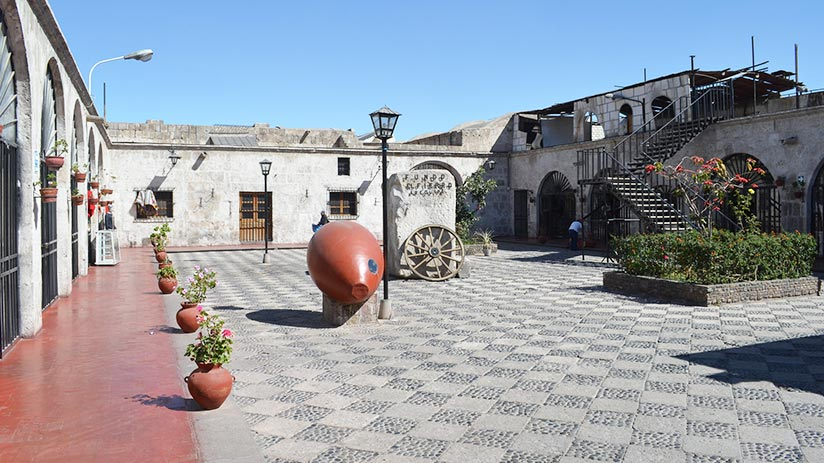 museums in arequipa