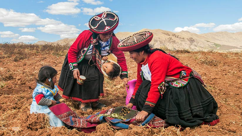 pachamama meaning andean culture