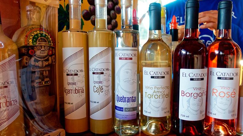 types of peruvian Pisco