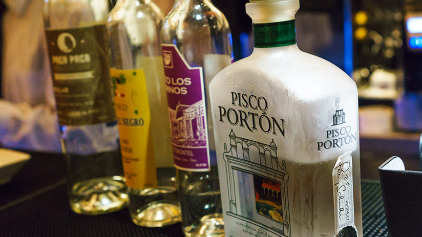 all about peruvian pisco