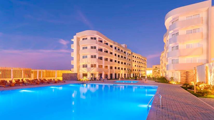 radisson paracas hotel