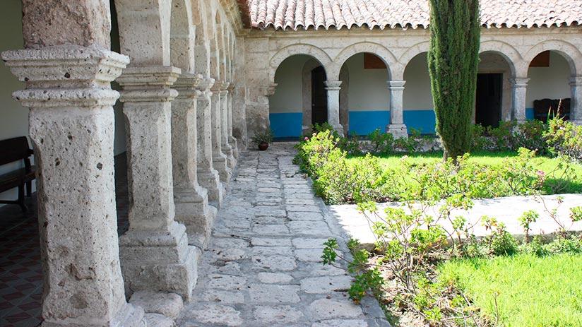 museo del convento la recoleta