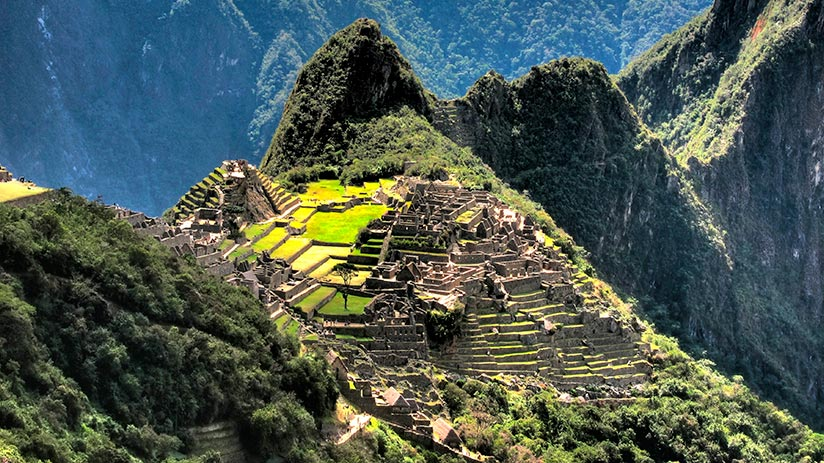sights to visit machu picchu