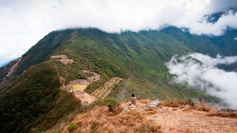 the story behind choquequirao