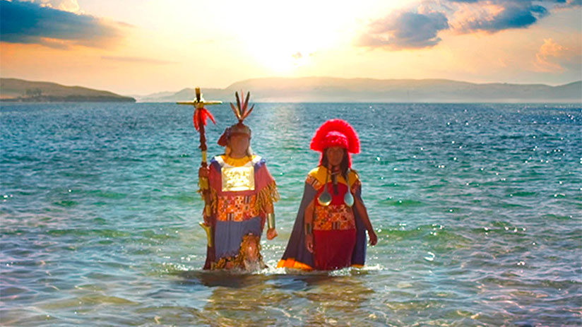 history of the lake titicaca