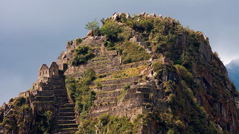 the huayna picchu trek