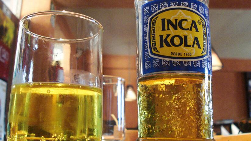 traditional peruvian drinks inka kola