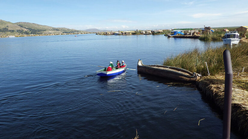 where is lake titicaca located an overview of the lake