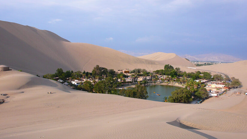 why is famous tourism in peru