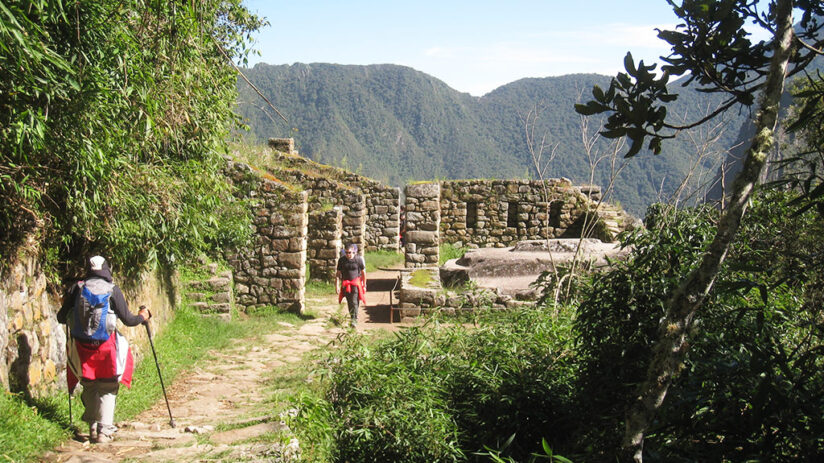 recommendations for the sun gate in machu picchu