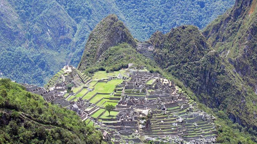 where is machu picchu located and what to see there