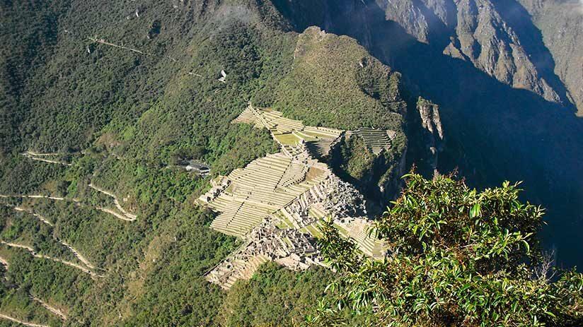 huayna picchu mountain machu picchu pictures