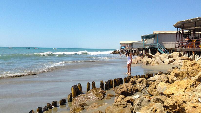 colan beaches in peru