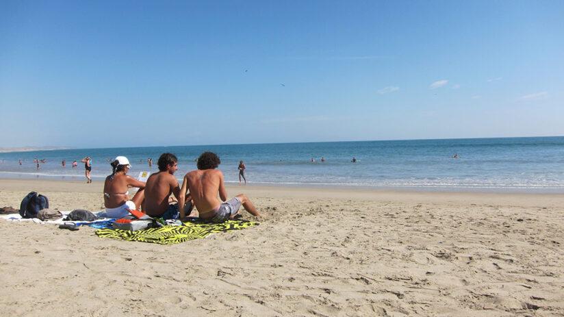 mancora beaches in peru