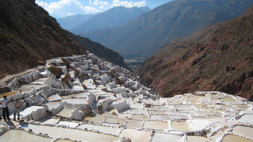 vacation spots sacred valley