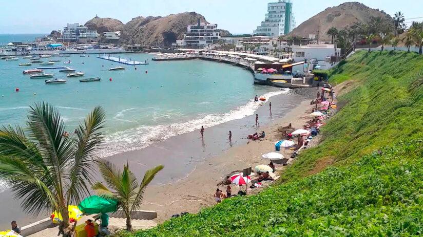 santa maria de lima beaches in peru