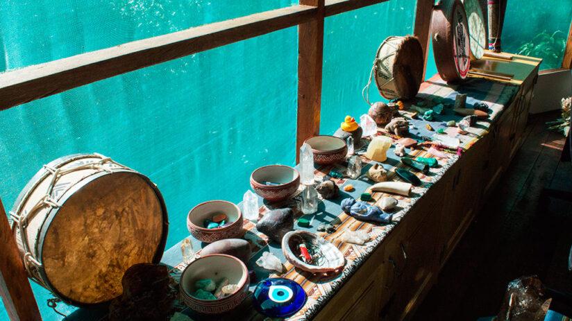 healing music ayahuasca in peru