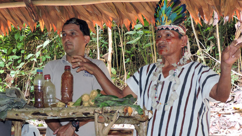 what to expect ayahuasca in peru