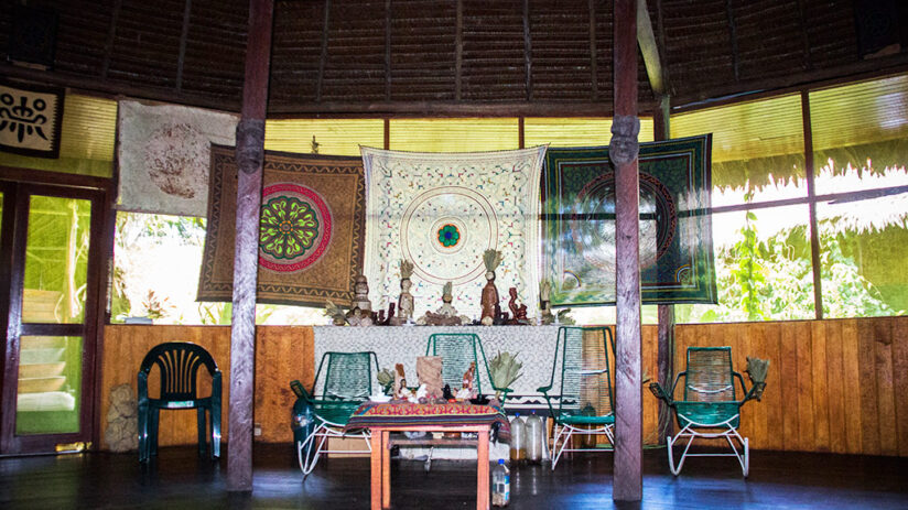 where to experience ayahuasca in peru