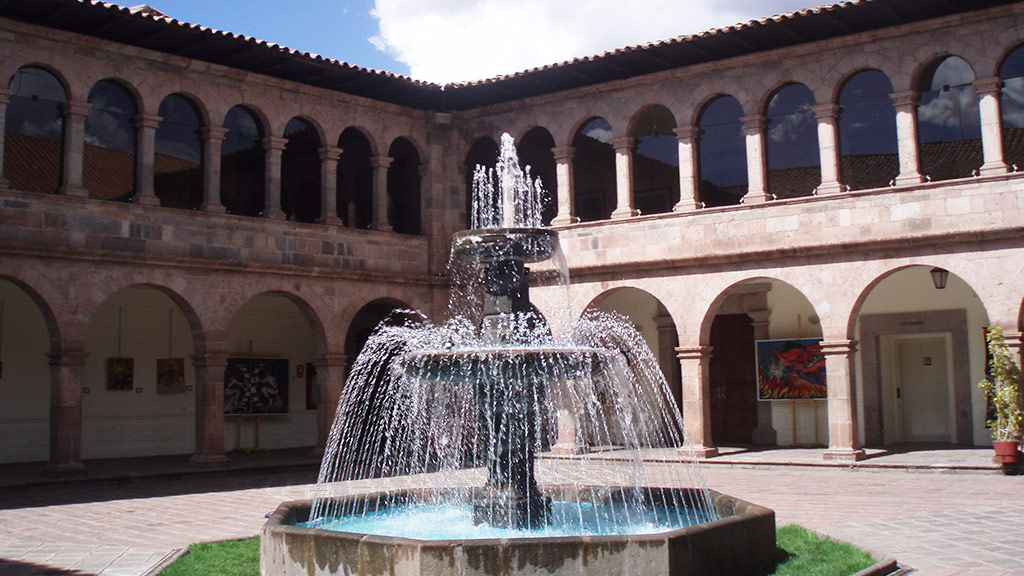 museums in cusco contemporary art