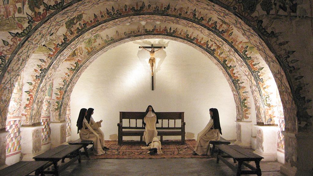 museums in cusco santa catalina museum