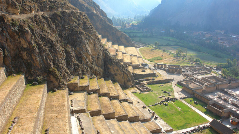 how to get to ollantaytambo