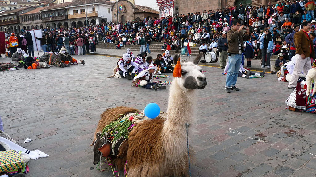 things to do in peru celebrate with locals