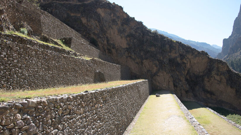 what to see in ollantaytambo