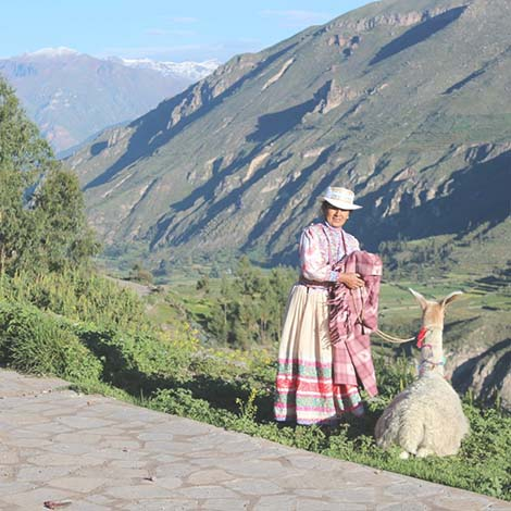 Cultural norms colca canyon