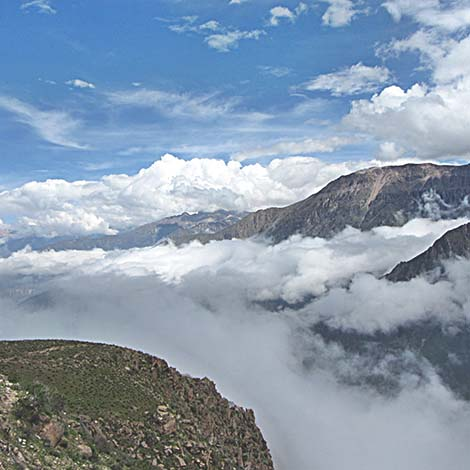 weather colca canyon