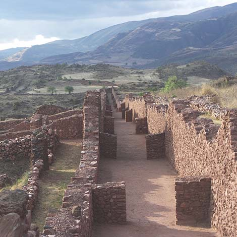 Cusco Before The Incas