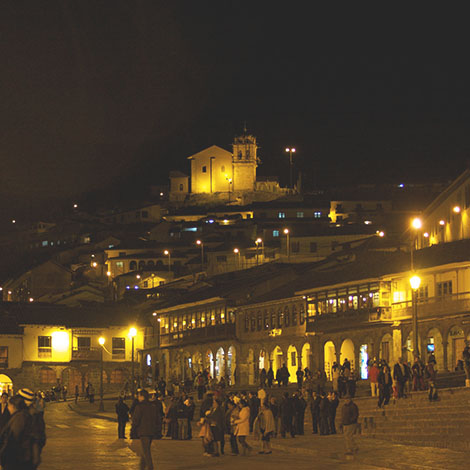 Drinking and Nightlife cusco