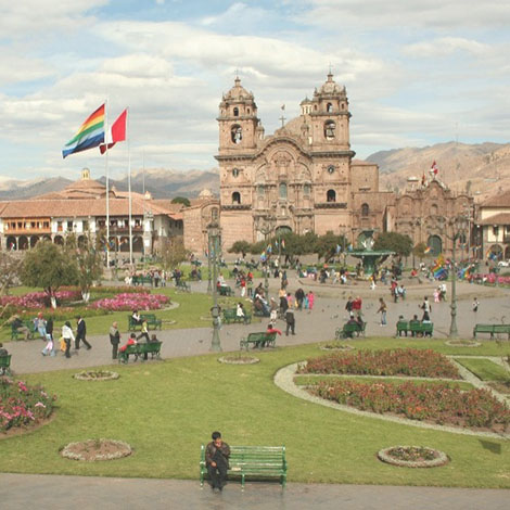The Modern Age cusco