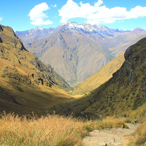 Dead Woman's Pass inca trail