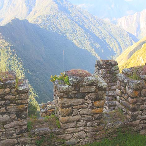 inca trail geography