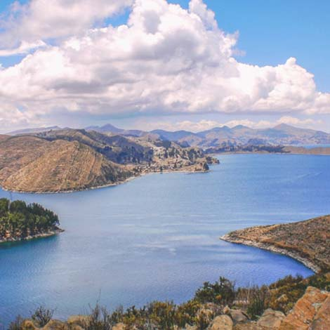 lake titicaca geography