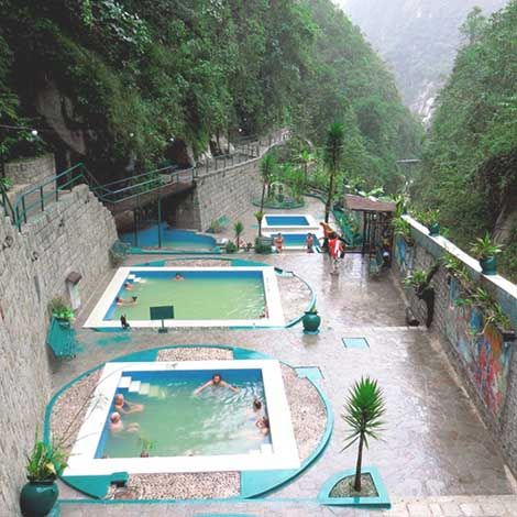 The thermal baths
