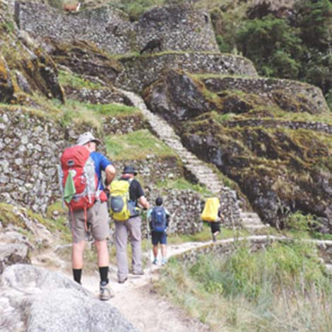 Hike the Inca Trail