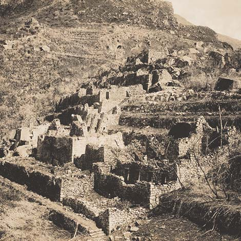 Origins of Machu Picchu
