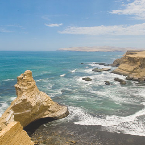 Paracas Geography