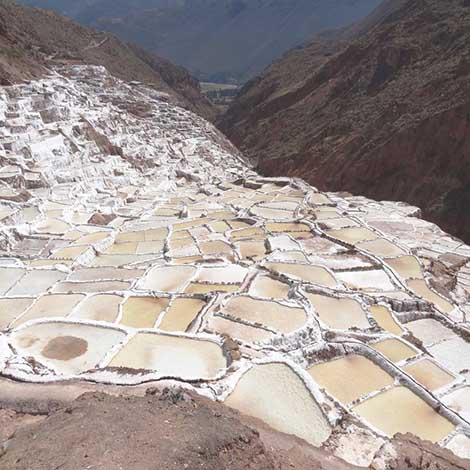 Maras Sacred Valley