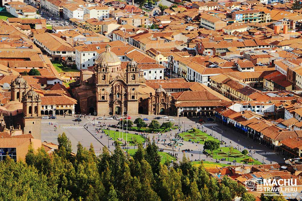 Cusco Viewpoint