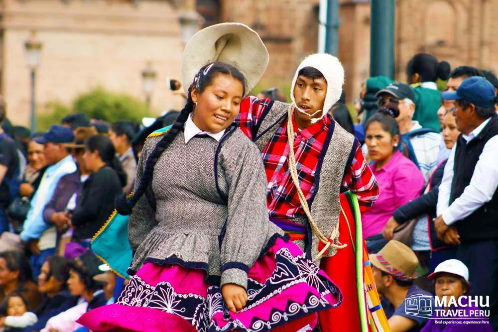 Dance Cholo Qorilazo